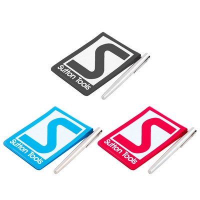 Picture of NPS004 A6 Pvc Note Pad Holder