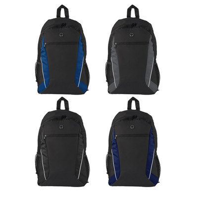 Picture of 600D Poly Sports Backpack