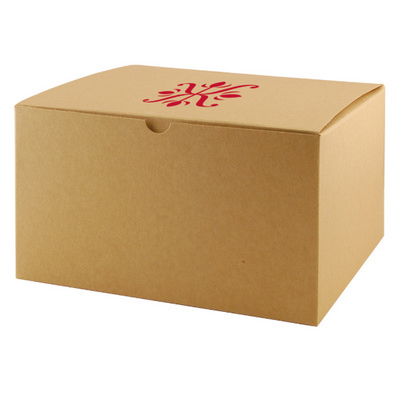 Picture of POP-UP GIFT BOX - NATURAL KRAFT