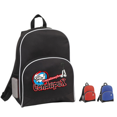 Picture of 600D Poly New Backpack