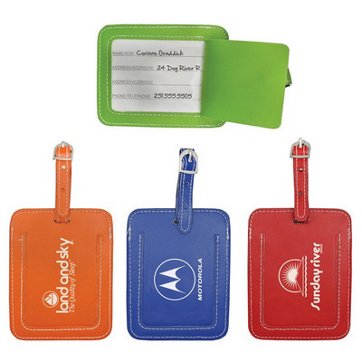 Picture of OCC35 Frequent Flyer Luggage Tag