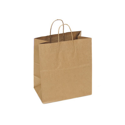 Picture of PAPB01KBL Kraft Paper Bag Large Includes