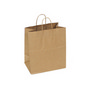 PAPB01KBL Kraft Paper Bag Large Includes