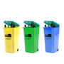 PEHB04 Plastic Wheelie Bin Pen Holder