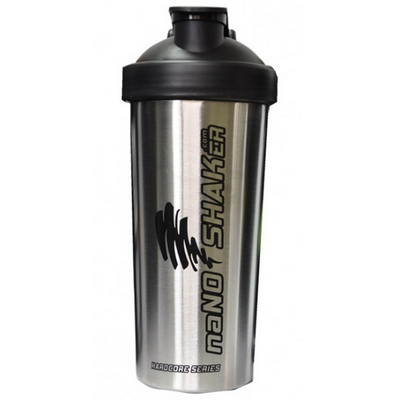 Picture of PROT04 Metal Protein Shaker 750ml