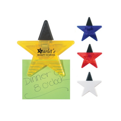 Picture of S168P Star Shape Clip