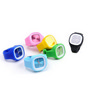 SIWT01 Square Silicone Watch