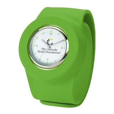 Picture of SIWT03 Silicone Slap Watch