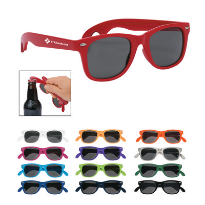 Picture of SUNG18 Bottle Opener Malibu Sunglasses