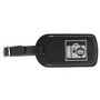 TRAV07 Pu Leather Luggage Tag