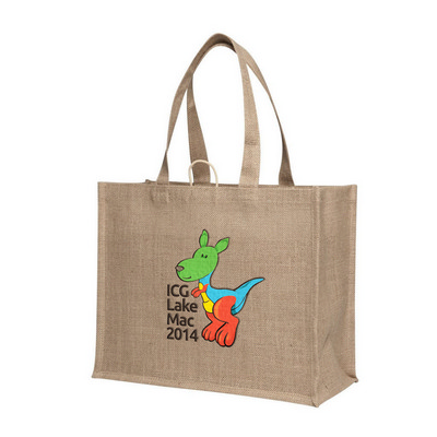 Picture of Starched Jute Supermarket Bag