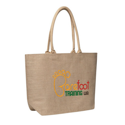 Picture of Laminated Jute Market Bag