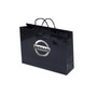 Gloss Laminated Bag Black Landscape with