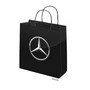 Gloss Laminated Bag Black Portrait with