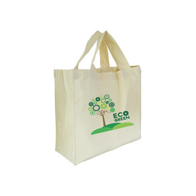 Picture of Dunham Promotional Cotton Lunch Bag In N
