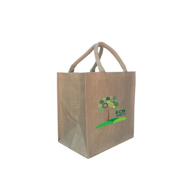 Picture of Small Tatton Eco Friendly Jute Shopper T