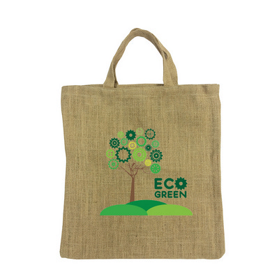Picture of Natural Jute Fully Bio-Degradable Eco Sh
