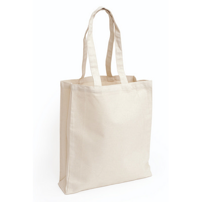 Picture of Paxton 8Oz Natural Canvas Shopper Tote B