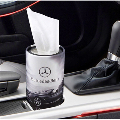 Picture of Car Bucket Dry Tissue