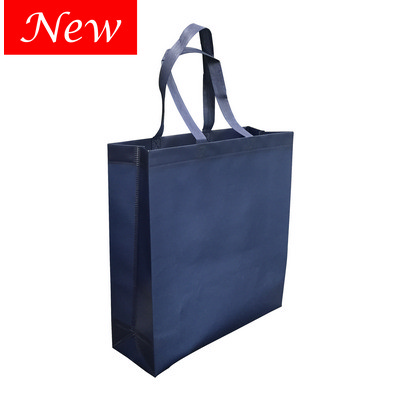 Picture of Laminated Non Woven Bag With Large GussetTote Bags
