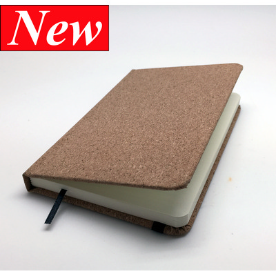 Picture of Cork Soft Wood Note Book