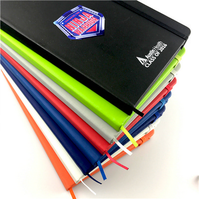Picture of A5 Pu Notebook