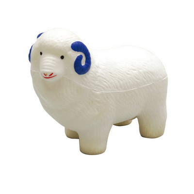 Picture of Stress Sheep(Ram And Ewe)