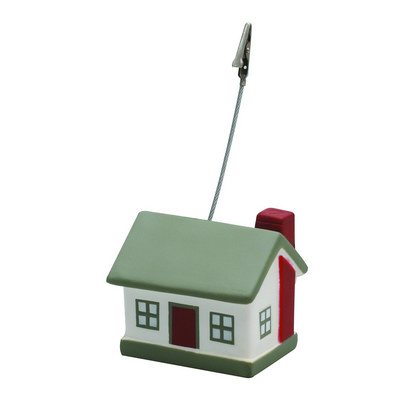 Picture of Stress House Note Holder