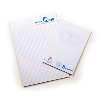 Picture of A4 Note pad (50 leaves per pad)