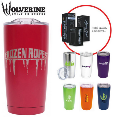 Picture of 600ml Wolverine Vacuum Tumbler