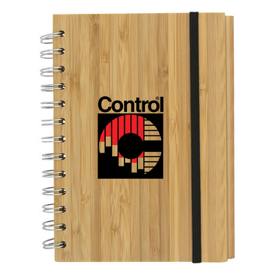 Picture of Bamboo Eco Notebook
