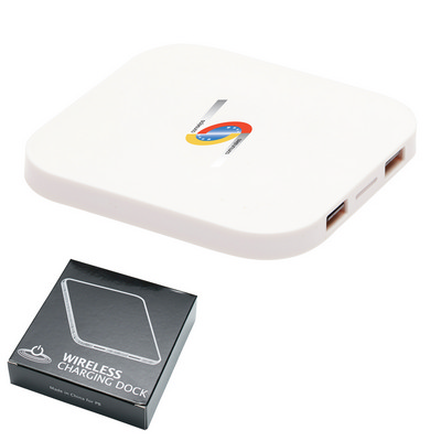 Picture of Axis Square Wireless Charging Dock
