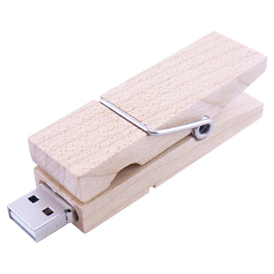 Picture of USB Peg Flash Drive 1GB