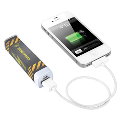 Picture of Pocket Power Bank - 2600 mAh