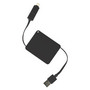 Brutus 2n1 Retractable Charge Cable (Sto