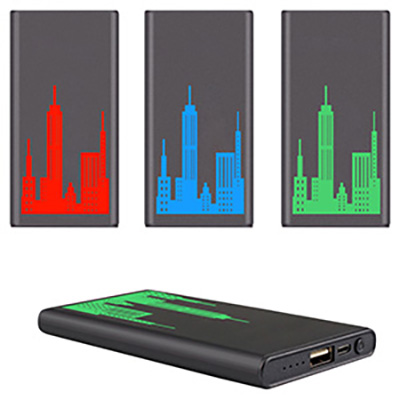 Picture of Electra LED Power Bank - 5000 mAh