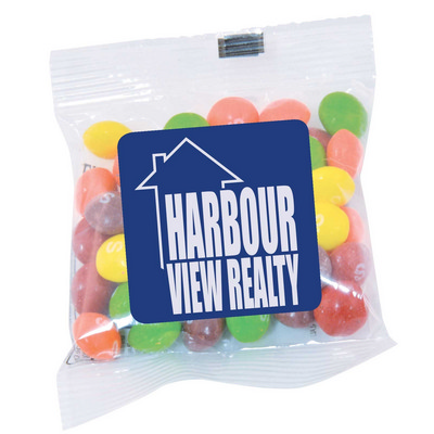 Picture of Assorted Fruit Skittles in 50 gram Cello