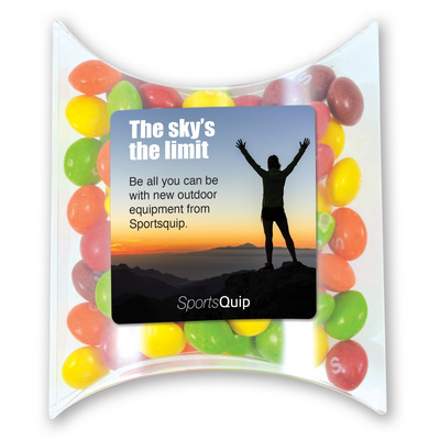 Picture of Assorted Fruit Skittles in Pillow Packs