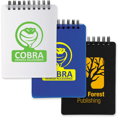 Picture of Tradesman Pocket Spiral Notebook