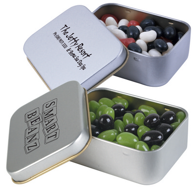 Picture of Corporate Colour Mini Jelly Beans in Sil