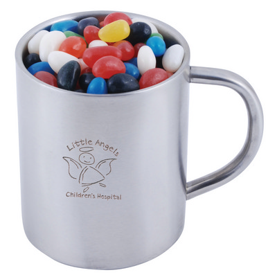 Picture of Assorted Colour Mini Jelly Beans in Doub