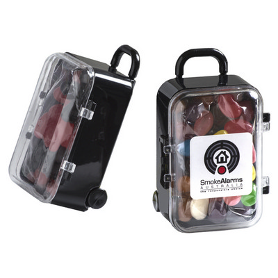 Picture of Acrylic Carry-on Case with Jelly Beans 5
