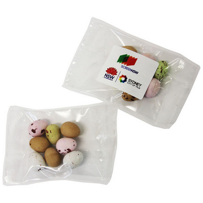 Picture of Candy Chocolate Eggs In Bag, 25G