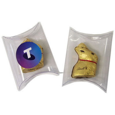 Picture of Pillow Pack with Gold Lindt Bunny 10G