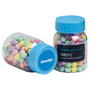 Baby Jar Filled with Rainbow LollIes  50gBaby Jar Filled with Rainbow LollIes  50g9871534