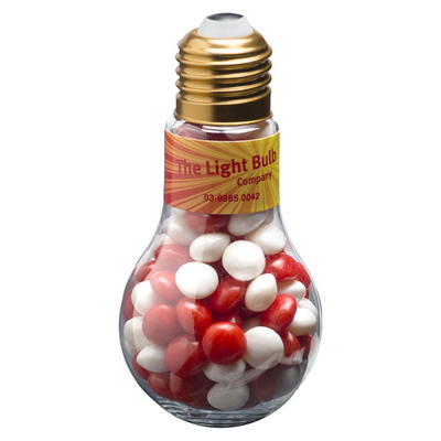 Picture of Light Bulb with Chewy Fruit 100G