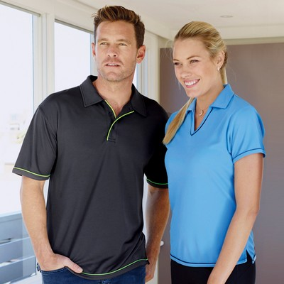 Picture of Mens Cool Dry Polo