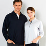 Mens Team Polo Long Sleeve