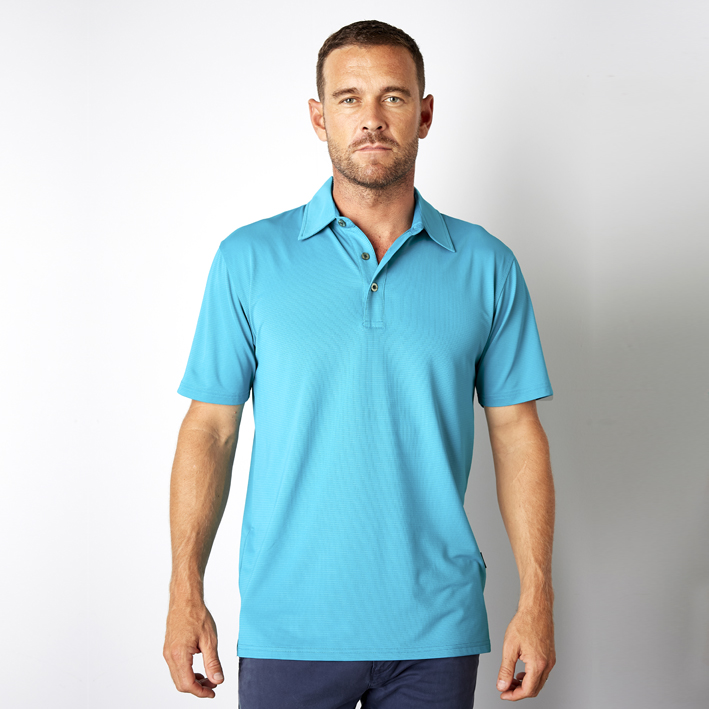 Picture of Mens Silvertech Polo