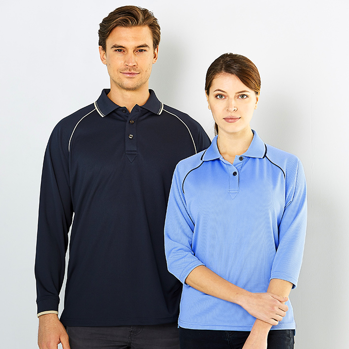Picture of Ladies Cool Dry Polo